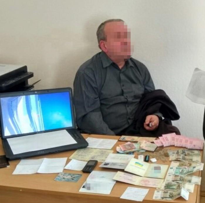 СБУ задержала полковника запаса, шпионившего на РФ