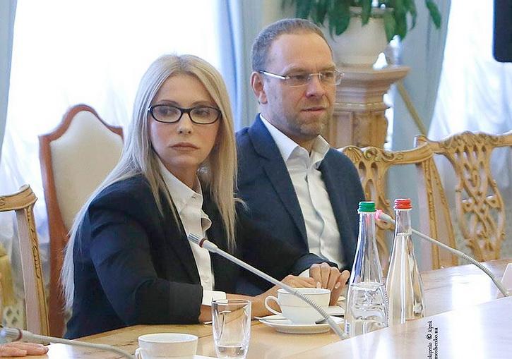 Тимошенко и Власенко простили незаконный переход границы
