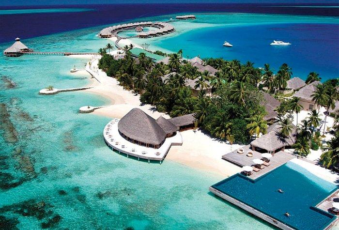 Ученые считают, что Мальдивы и Сейшелы могут стать непригодными для жизн...