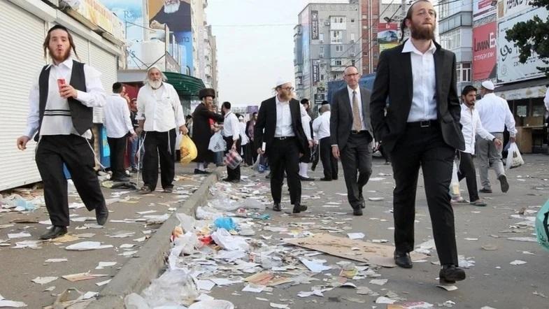 Израиль просит Украину не позволять паломничество хасидов в 2020 году