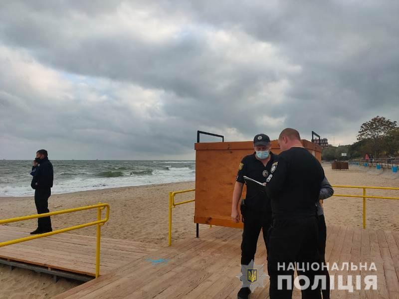 В Черноморске 16-летний парень погиб, пытаясь спасти двух тонущих товари...