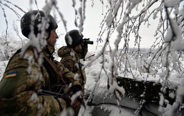 Сутки на Донбассе: три обстрела, потерь нет