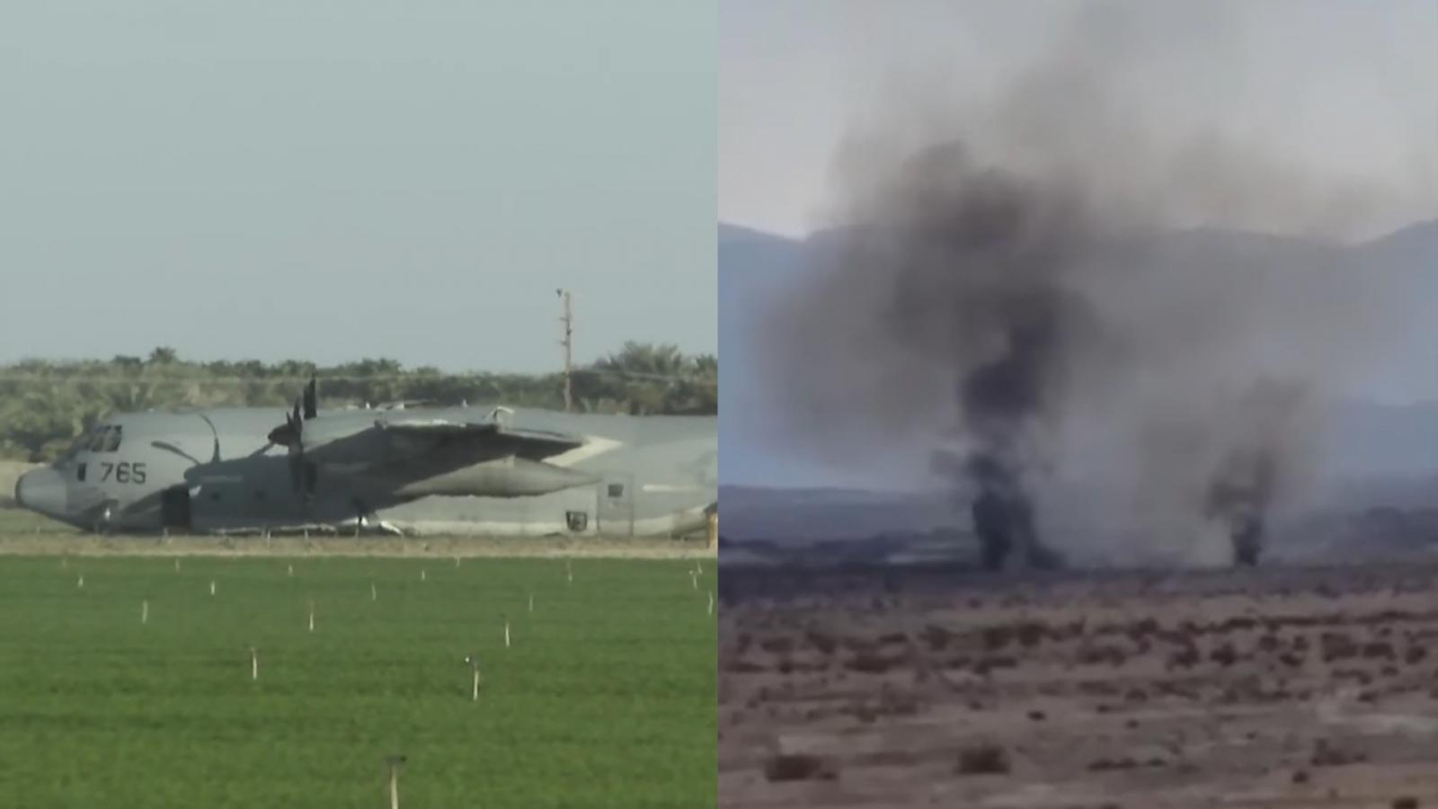 В США истребитель F-35B случайно срезал крыло самолету-заправщику (видео...