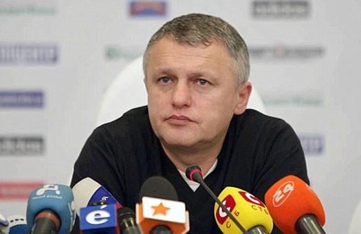Суркис: Газзаев не будет тренировать сборную Украины