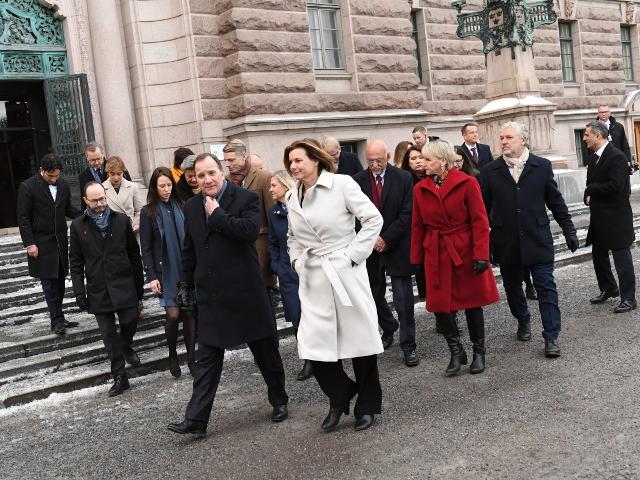 В Швеции приговорили мужчину, угрожавшего смертью министрам