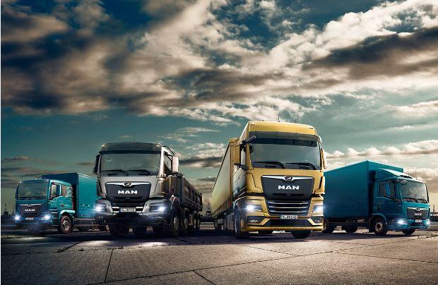 МАН Трак енд Бас представляє нове покоління вантажних автомобілів