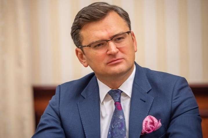 Кулеба: Будем жестко противодействовать провокациям спецслужб Беларуси и...