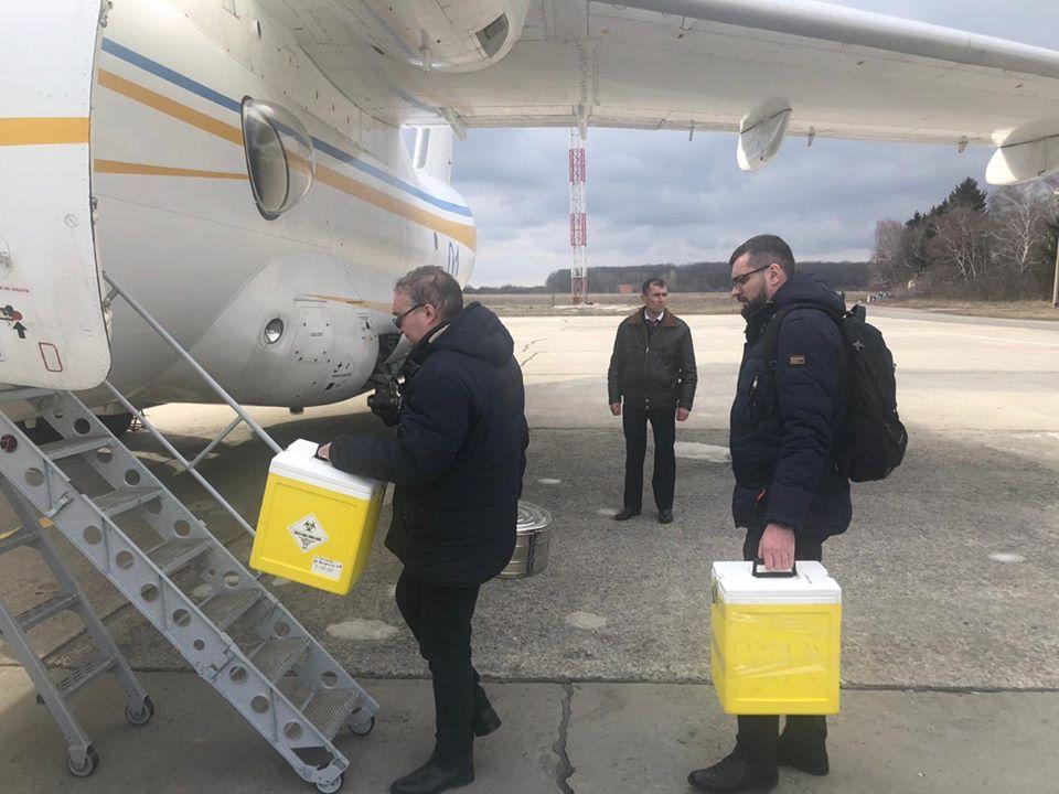 В Украине уже производят свои собственные тесты на коронавирус, – Данило...