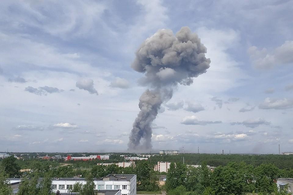 Число пострадавших в результате взрыва на заводе в России достигло 85