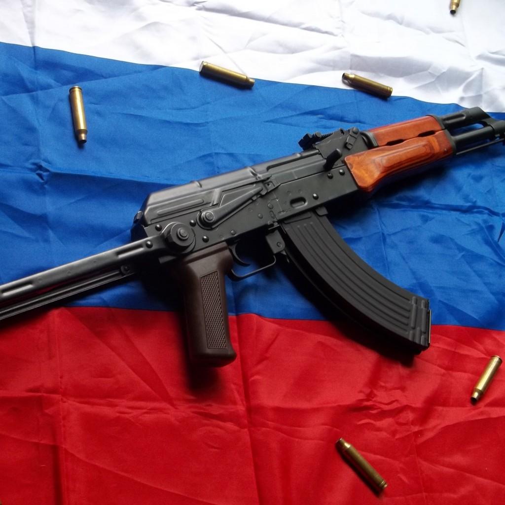 Российские оккупанты присвоили симферопольской школе имя Калашникова