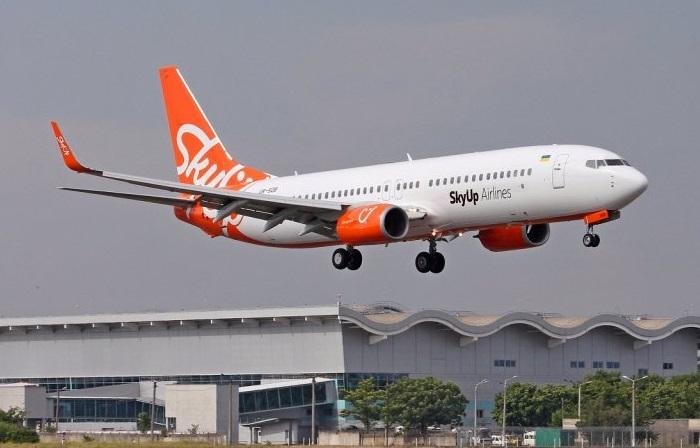 Авиакомпания SkyUp отложила возобновление рейсов в 9 стран