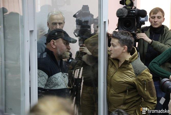 Свобода для Надежды. Как украинцы отреагировали на освобождение Савченко...