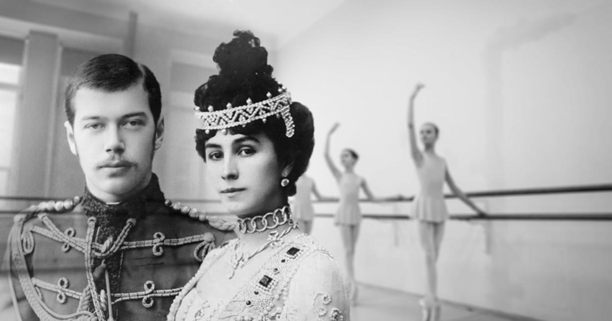 Матильда Кшесинская была беременна от императора Николая II, - СМИ