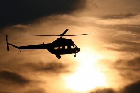 В Балтийском море разбился военный вертолет РФ, весь экипаж погиб