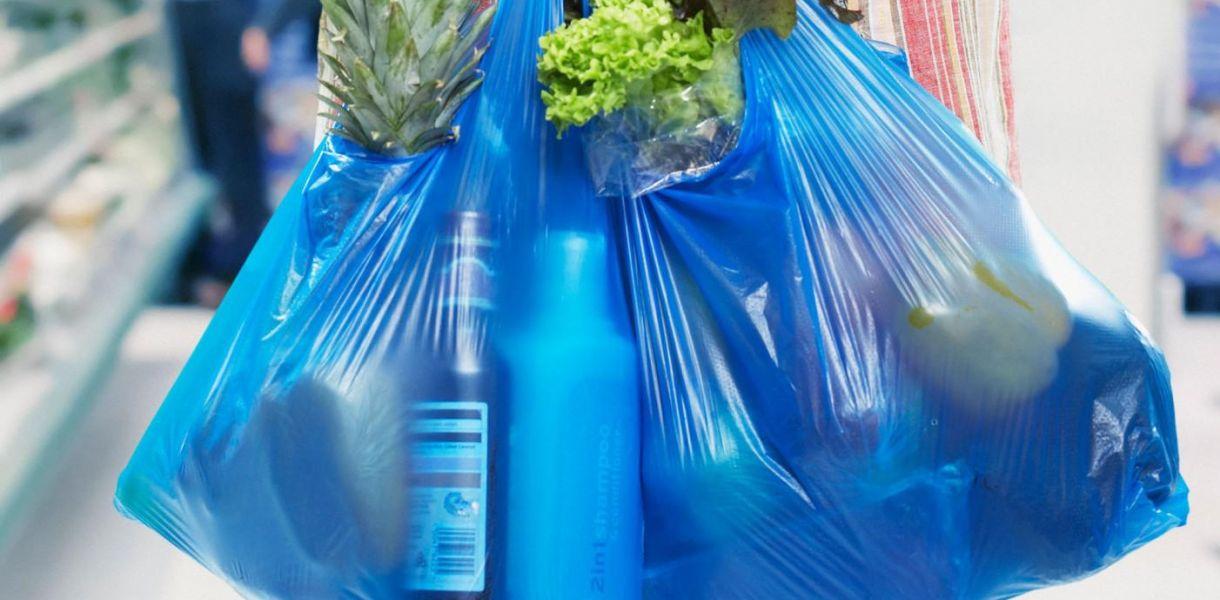 В Киеве хотят запретить полиэтиленовые пакеты