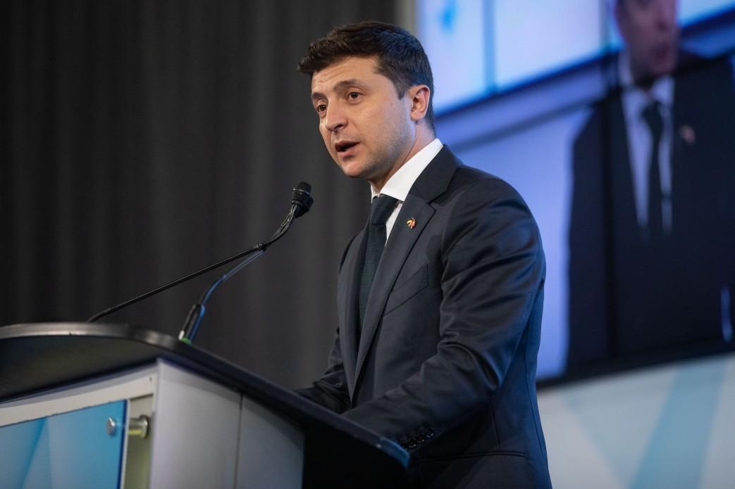 Зеленский заявил о наличии плана по Крыму