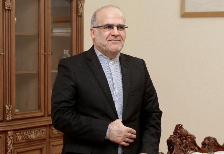 """Посол Ирана сравнил """"Боинг"""" с Ту-154, сбитым украинской ракетой в 2001 г..."""