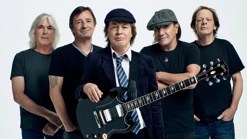 Рокеры из AC/DC выпустили новую песню и назвали дату выхода нового альбо...