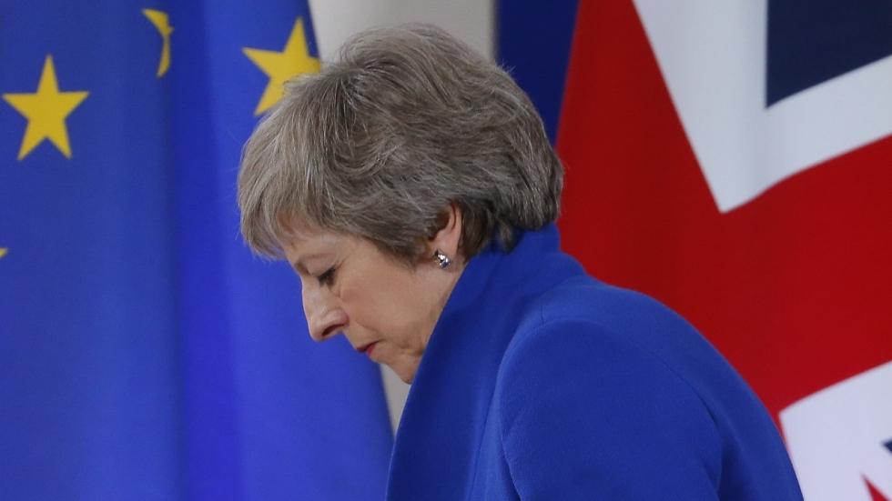 """Мэй планирует представить британскому парламенту """"план Б"""" по Brexit"""