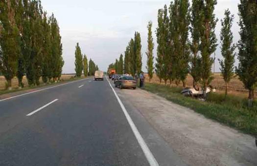 В субботу на дорогах Украины погибли 12 человек