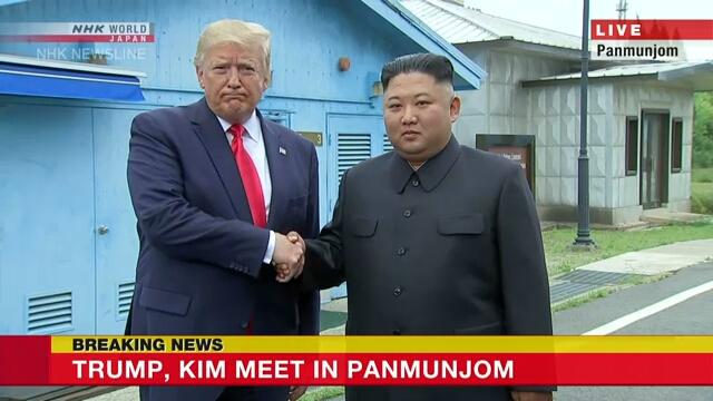 Трамп заявил, что ладит с диктаторами лучше, чем с медиа