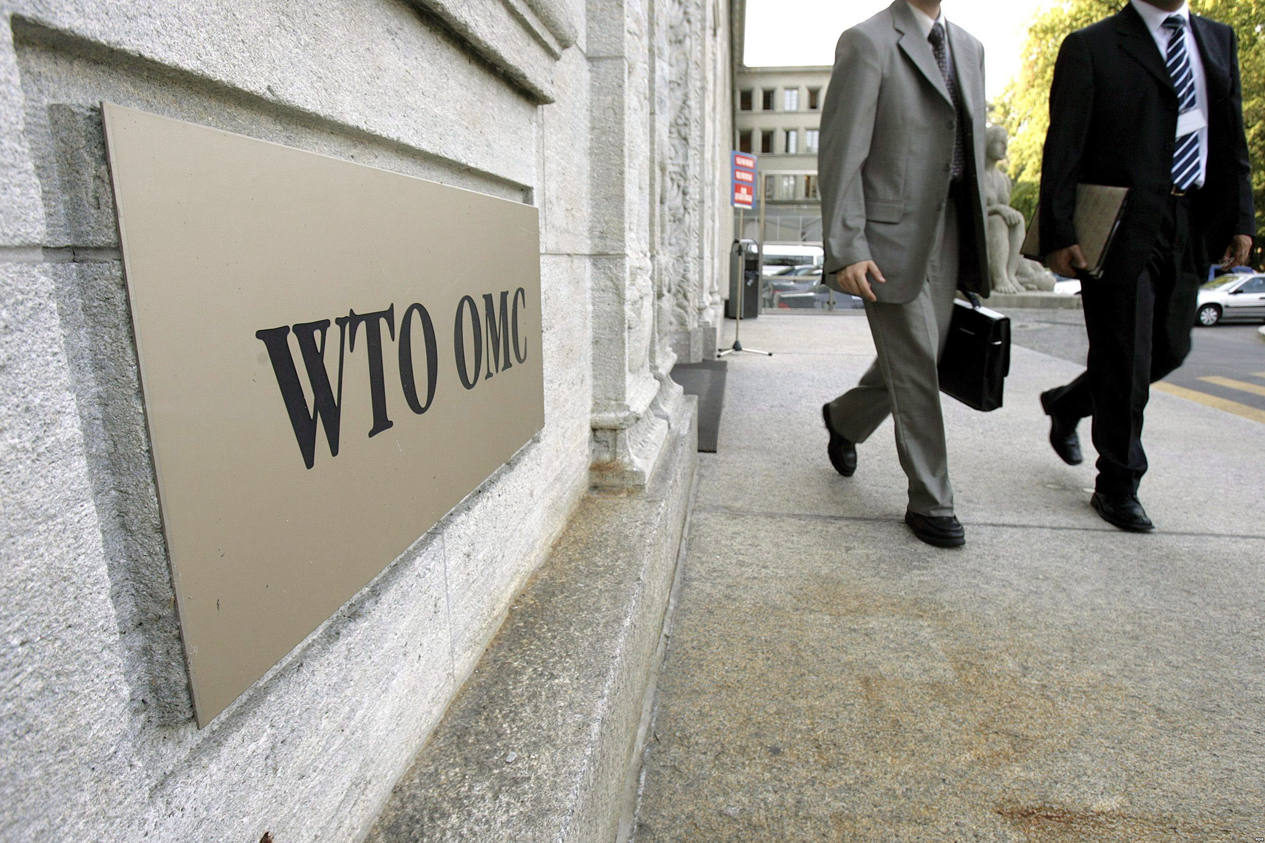 ВТО впервые вынесла решение против России
