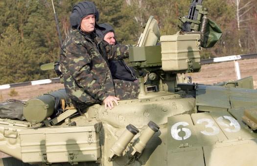 Украина опустилась на 14-е место в рейтинге экспортеров оружия