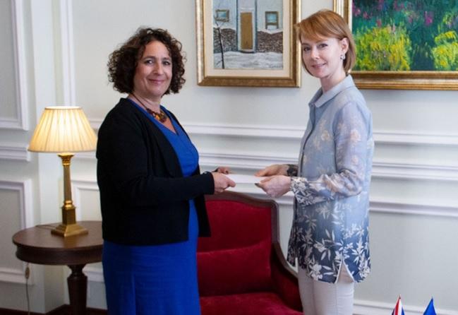 В Украину прибыл новый посол Великобритании