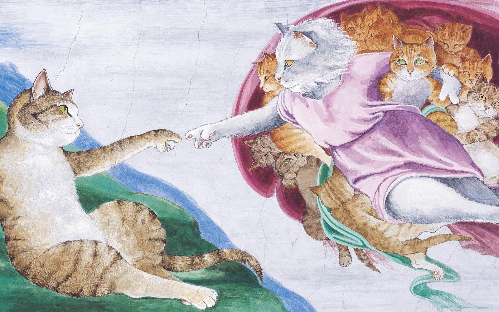 Кот викингов и украинский левкой. Кошачьи истории из разных стран мира