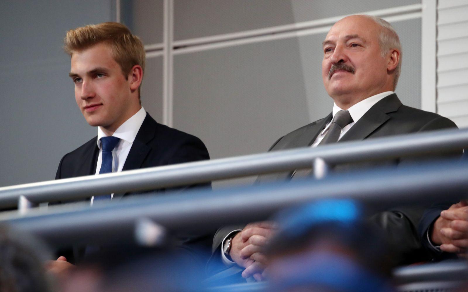 Наследник покосившегося трона. Что мы знаем о младшем сыне Лукашенко