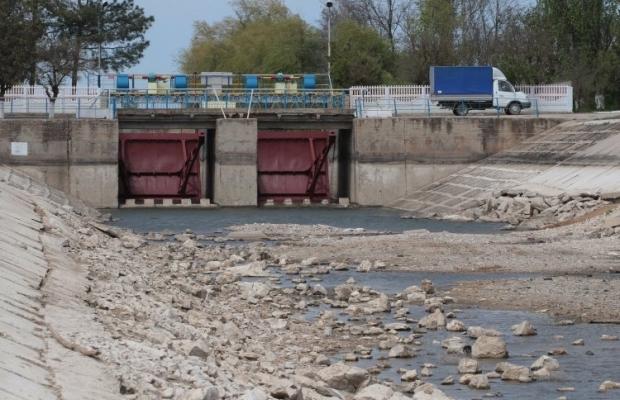 В Крыму дефицит воды испытывают уже 7 регионов