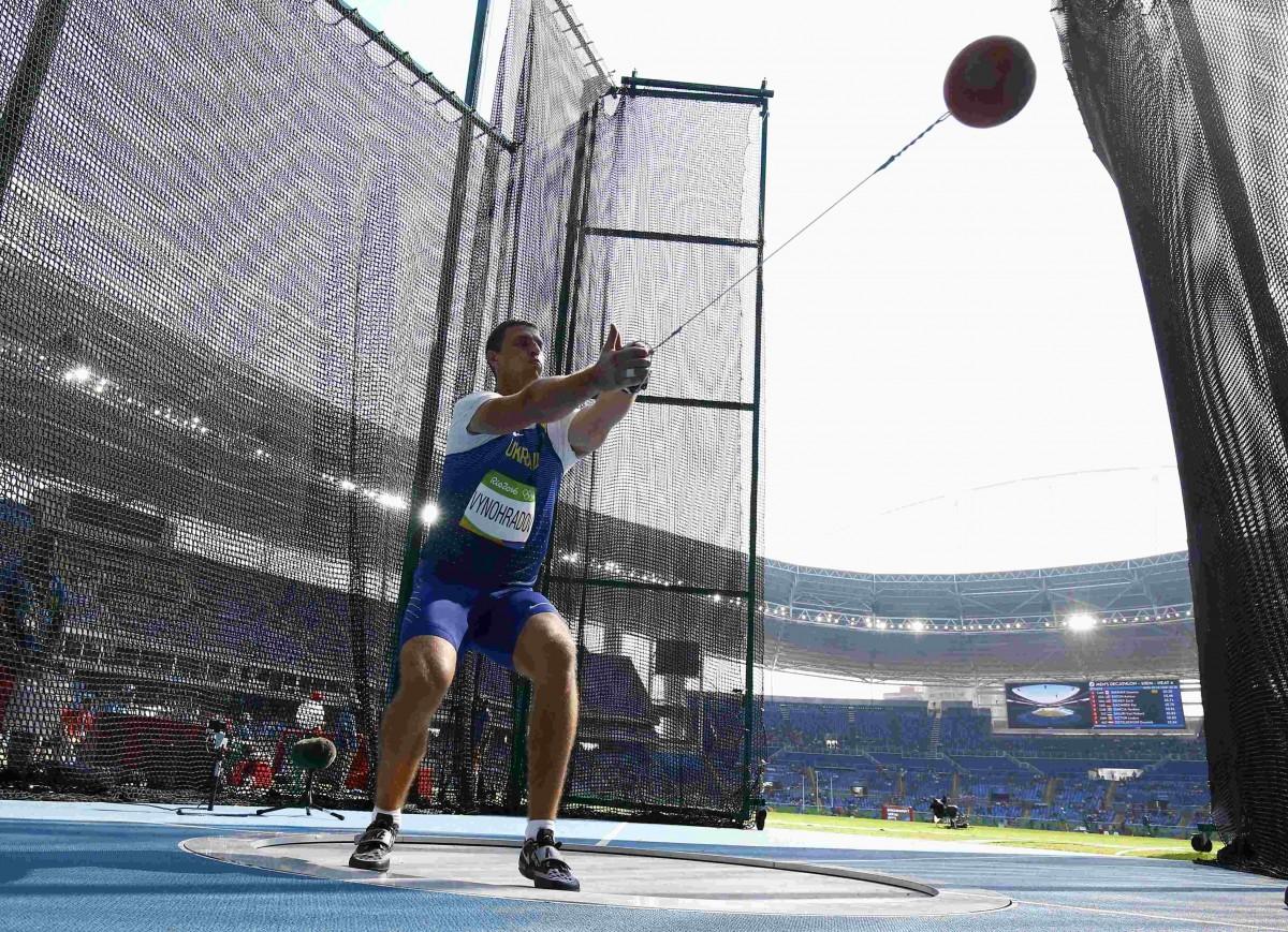 Украинец стал финалистом Олимпиады-2016 в метании молота