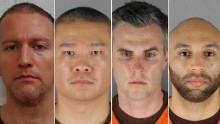 В Миннеаполисе за соучастие в убийстве Флойда задержали троих бывших пол...