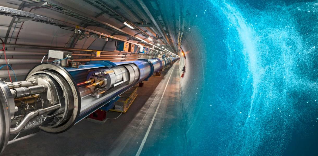 Адронный коллайдер обнаружил две новые частицы и признаки третьей