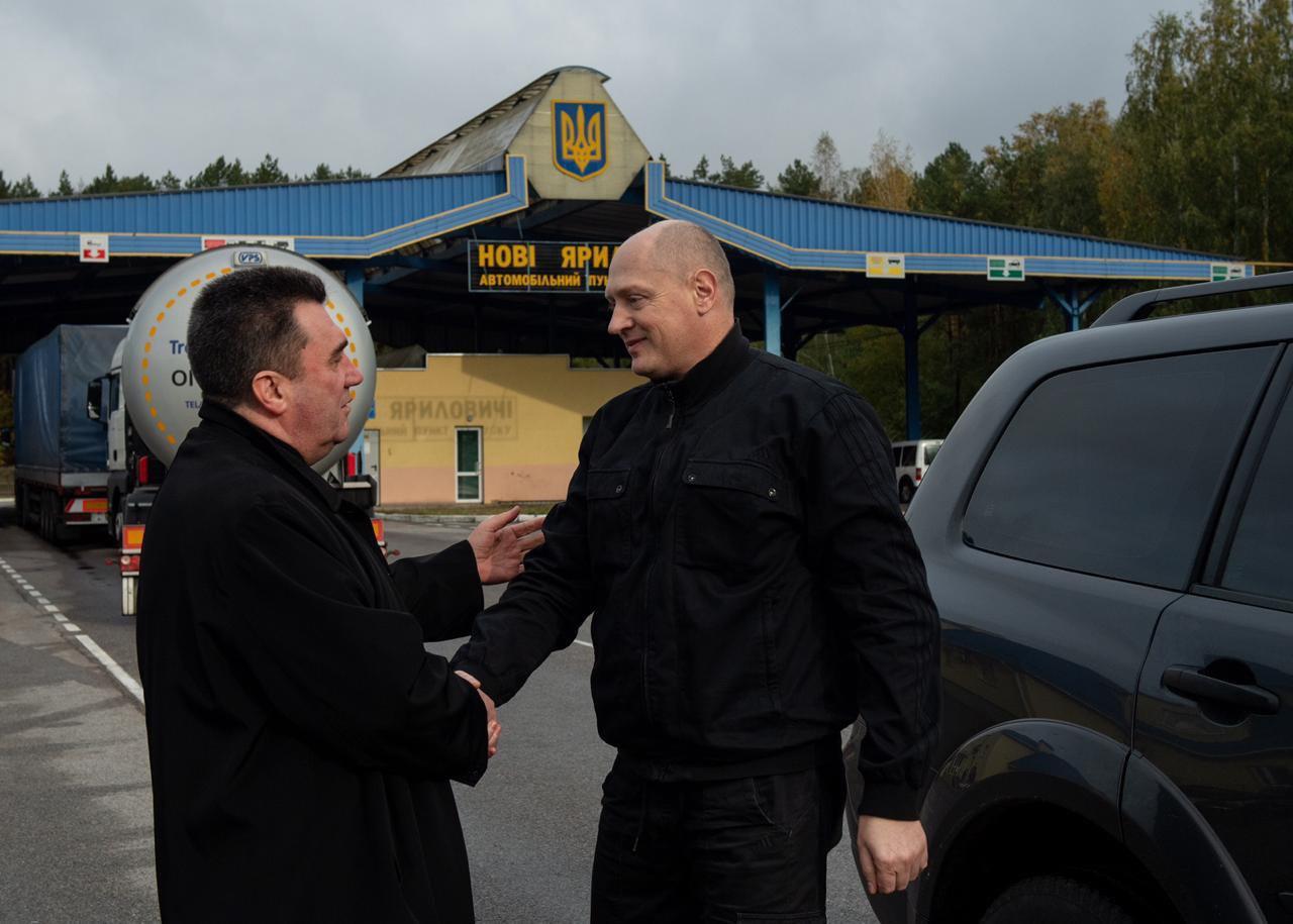 Шаройко поблагодарил Зеленского и Лукашенко за свое освобождение