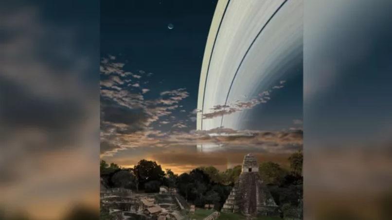 Другое небо, погода и даже религия. Ученые показали, какой была бы Земля...