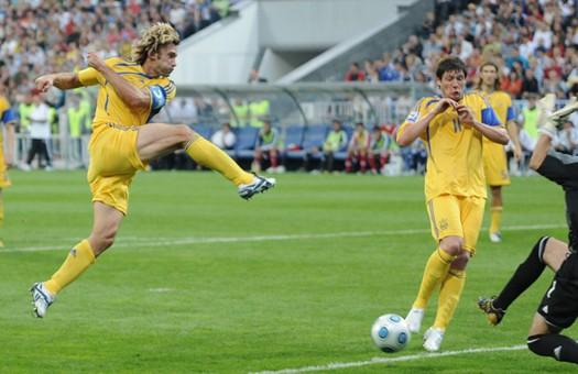 Украина и Греция сыграли 0:0
