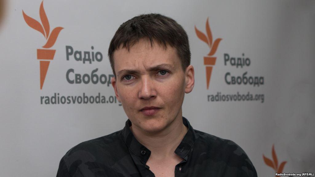 Батькивщина исключила Савченко из фракции