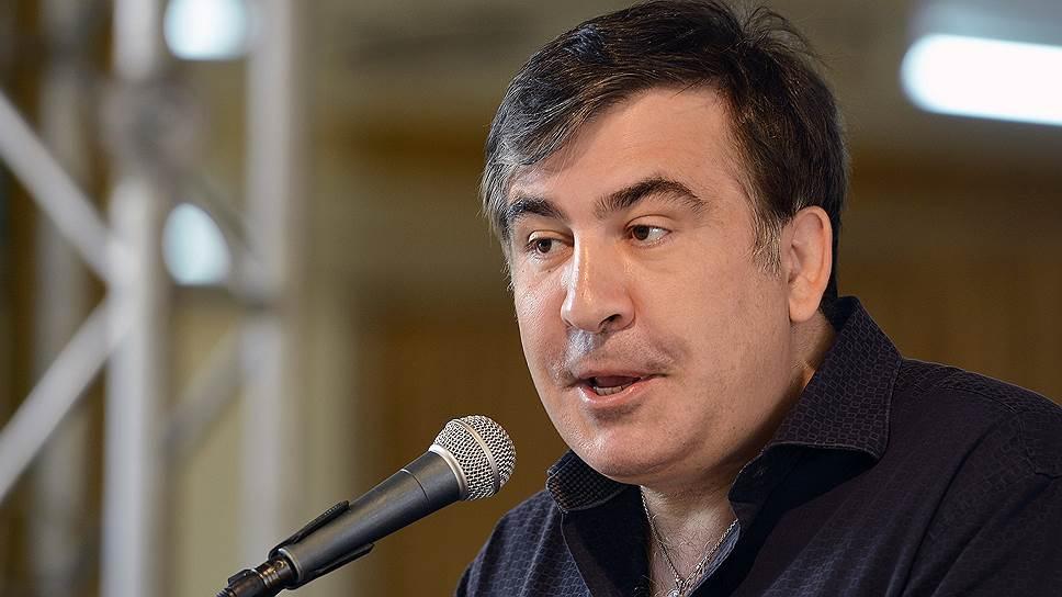 Тбилиси и Киев договариваются об экстрадиции Саакашвили, - грузинские СМ...