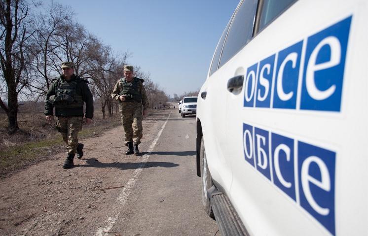 ОБСЕ требует переговоров о перемирии на Донбассе