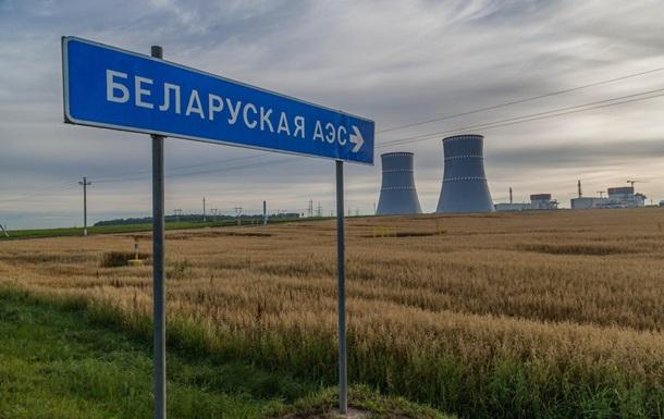 Беларусь запускает АЭС на границе с Литвой. В Вильнюсе возмущаются