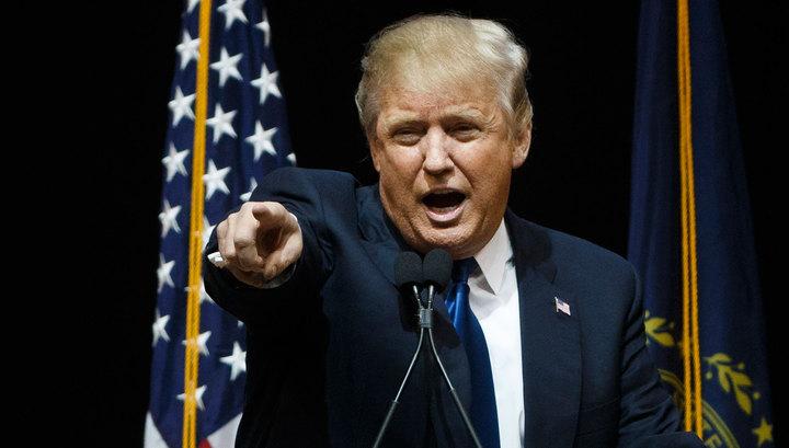 Трампа снова винят в домогательствах: президент заявил, что обвинительни...