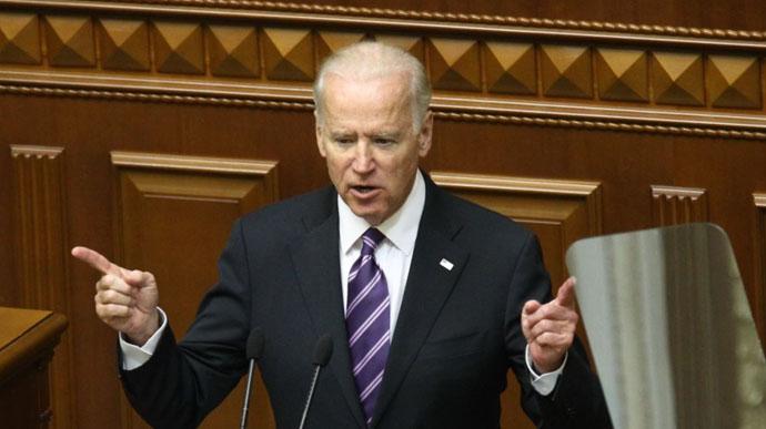 Байден рассказал что будет делать для Украины в случае победы на выборах