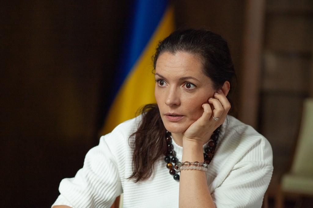Зоряна Скалецкая, коронавирус, Новые Санжары