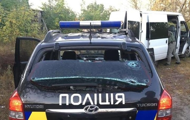 Под Киевом полиция ликвидировала иностранца, стрелявшего в спецназовцев