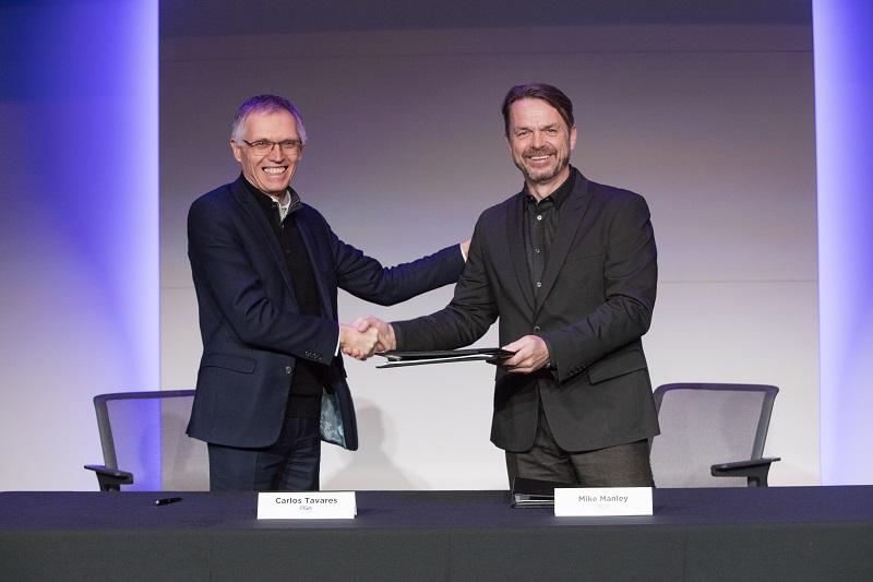 Fiat Chrysler и производитель Peugeot и Citroen подписали соглашение о с...