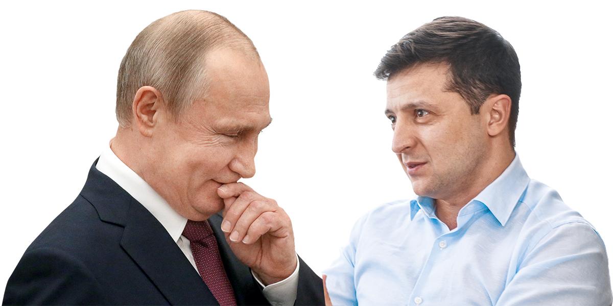 Краш-тест для новичка. Сможет ли Зеленский не заочно противостоять Путин...