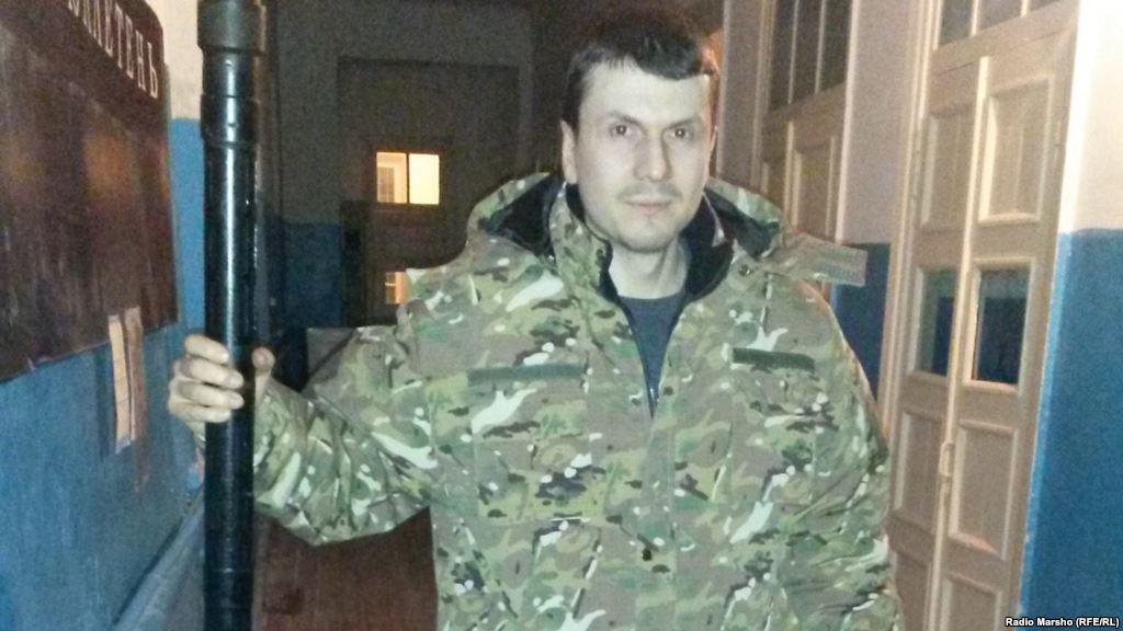 Осмаев возглавил чеченский батальон, воюющий на стороне Украины