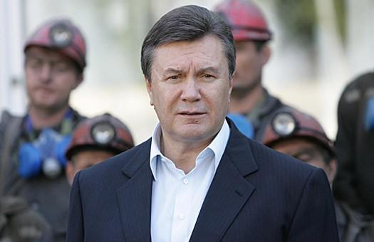 Янукович: людей из Западной Украины на Майдан теперь палкой не загонишь