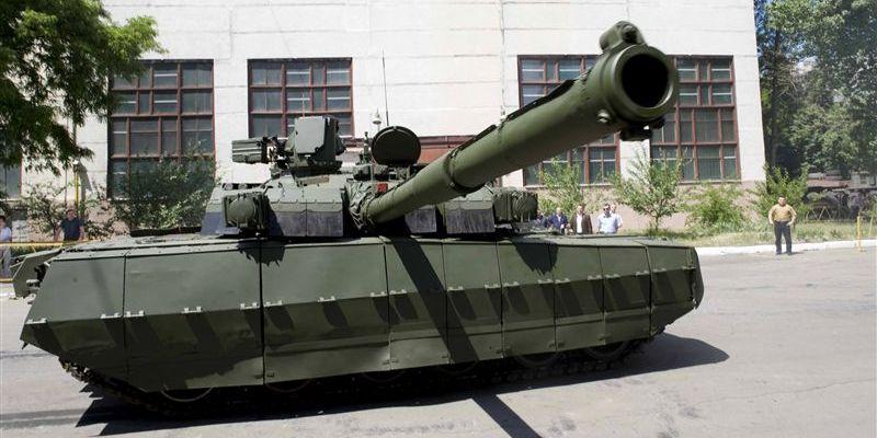 Укроборонпром за полгода продал оружия на $350 млн